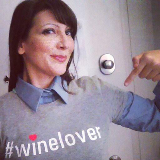 Elena Roppa (foto scattata in occasione 3rd Winelover Anniversary in Portogallo, 2015)