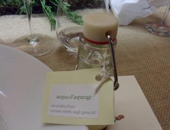 Acqua di asparagi