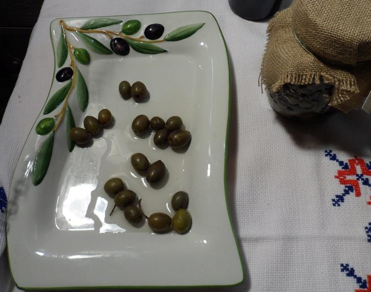 Olive varietà Bianchera