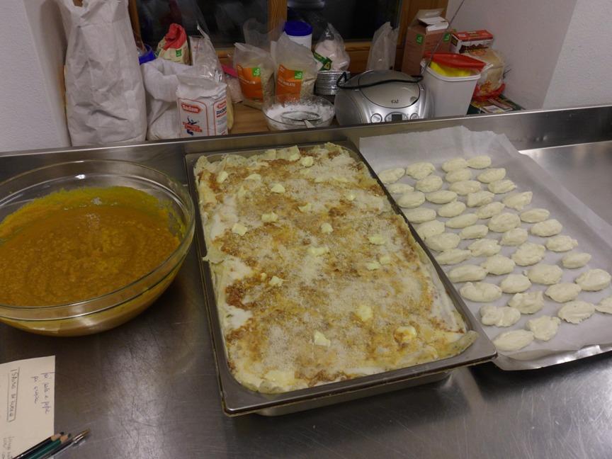 I primi piatti