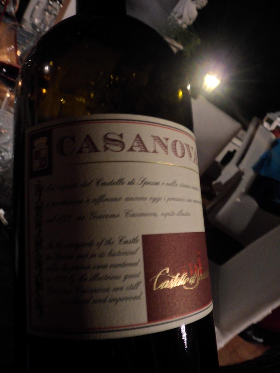 Pinot Nero Casanova
