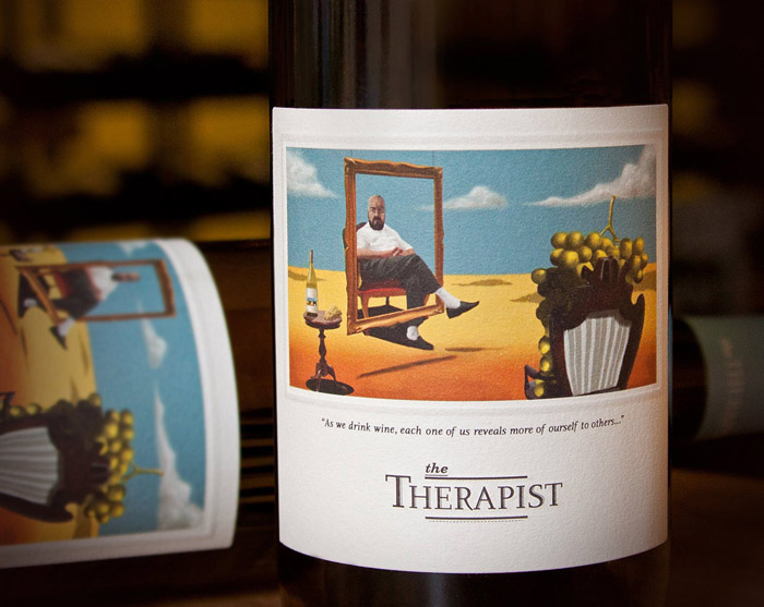 The Terapist Wine