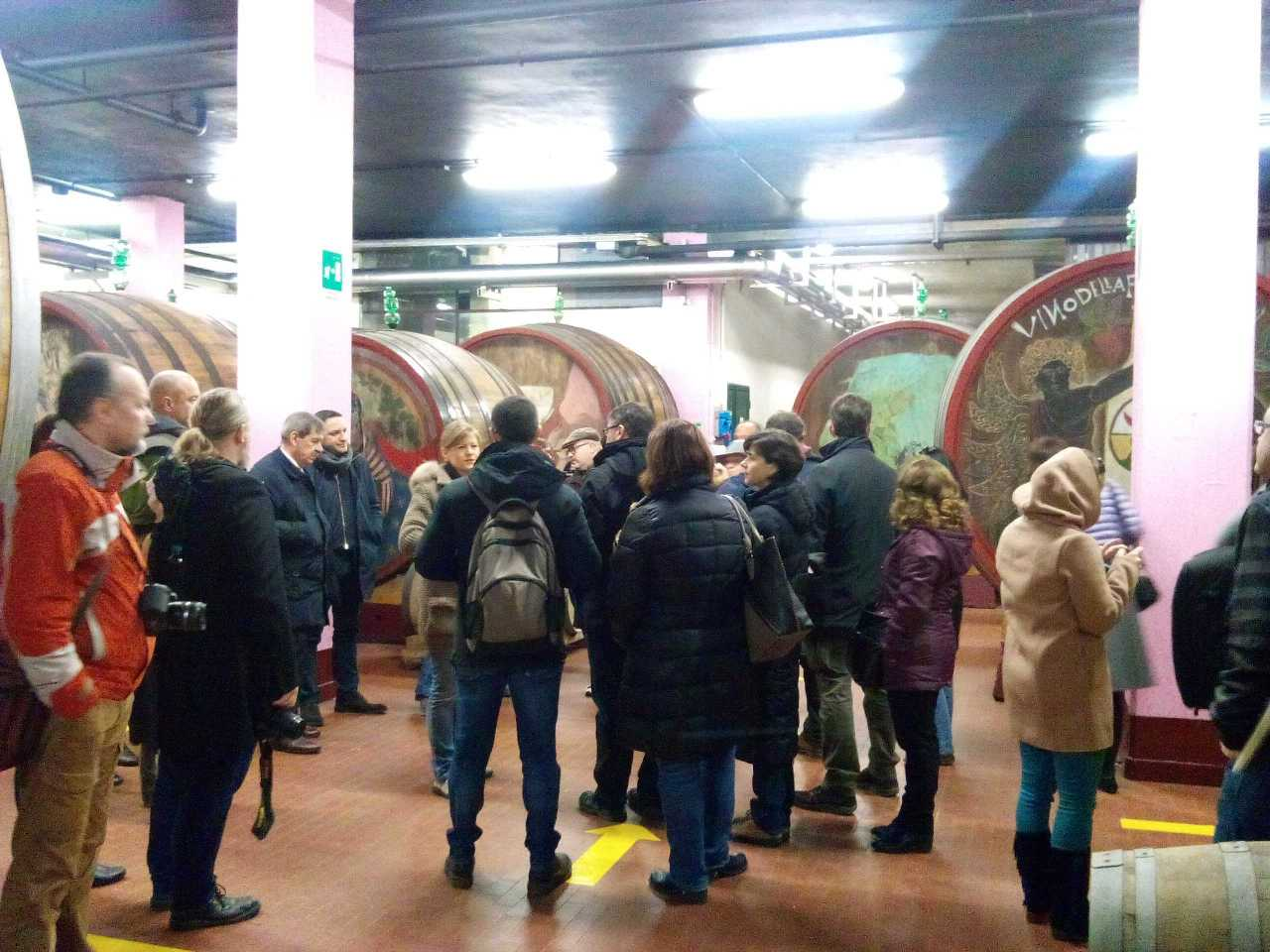 #wineloverinfvg alla Cantina Produttori Cormons