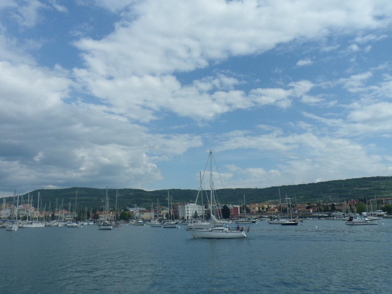 Izola d'Istria, panorama