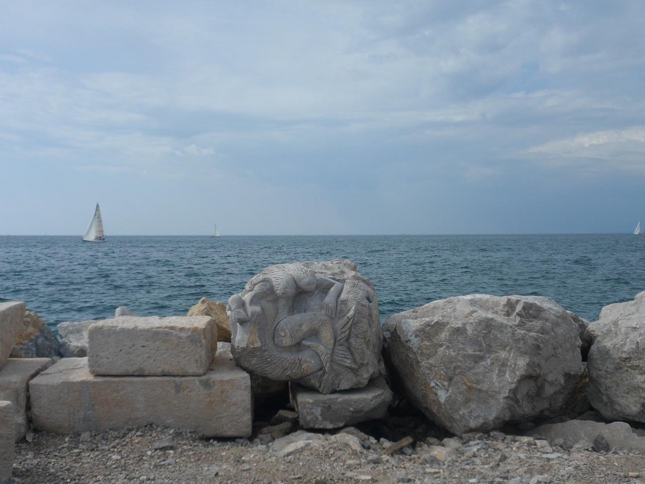 Izola d'Istria, il lungo mare