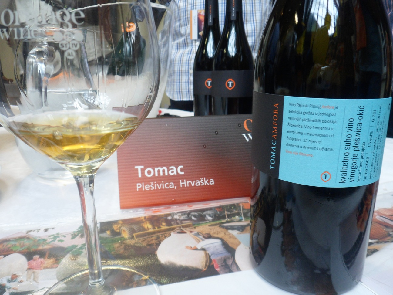 Riesling 2009 Tomac