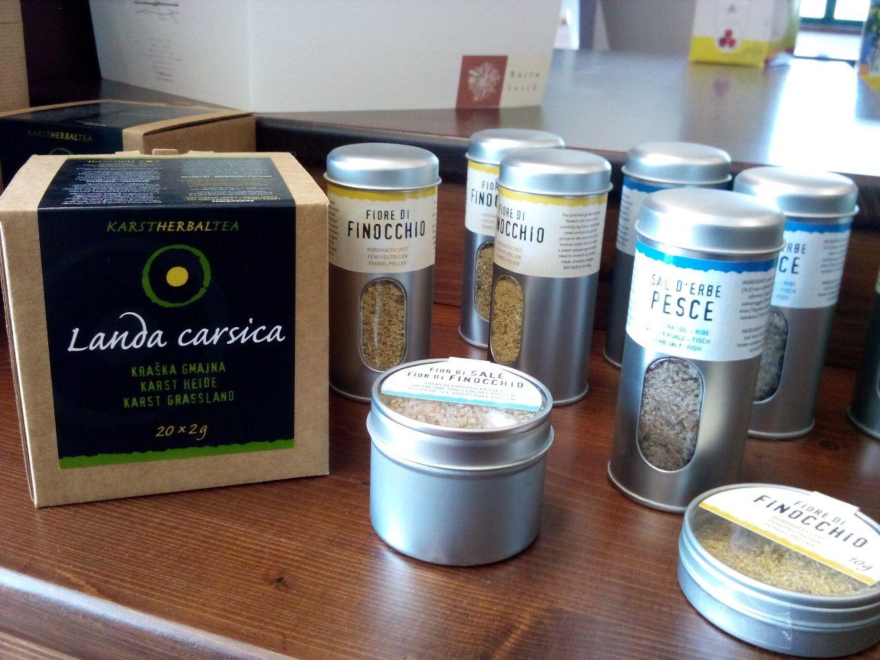 Tè della Landa Carsica
