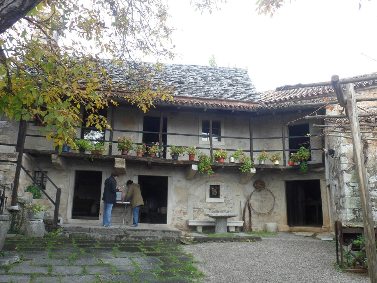 Casa Carsica a Monrupino