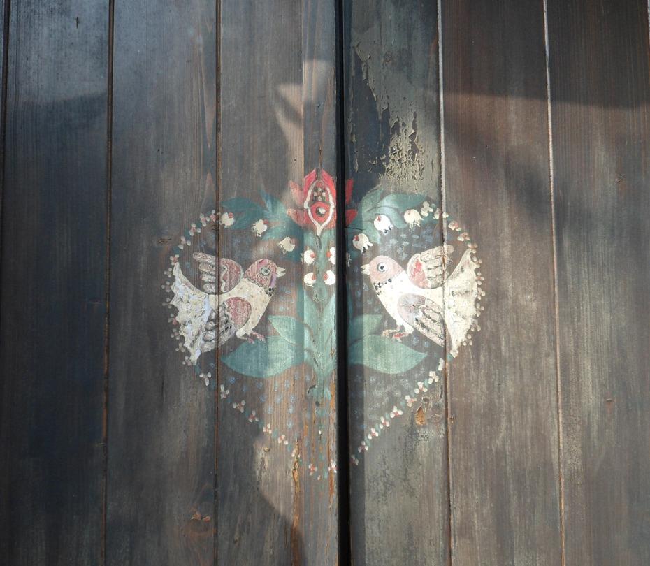 Tradizione di legno e colore