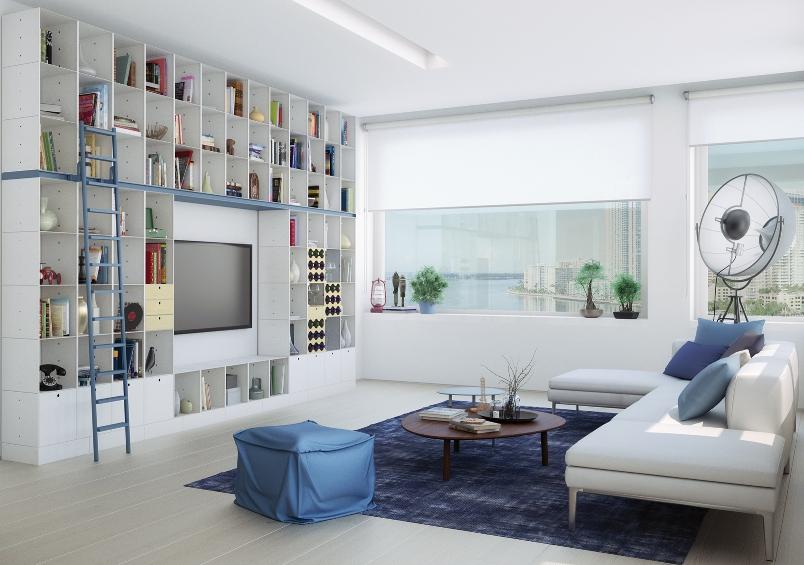 Wine design: arredamento d'interni con Cavò