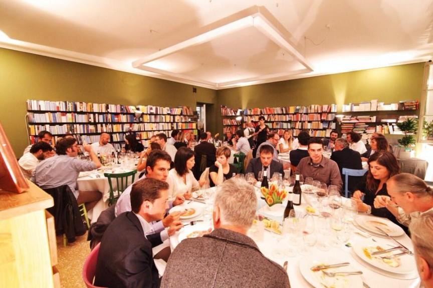 Aquila del Torre - cena alla Tarantola