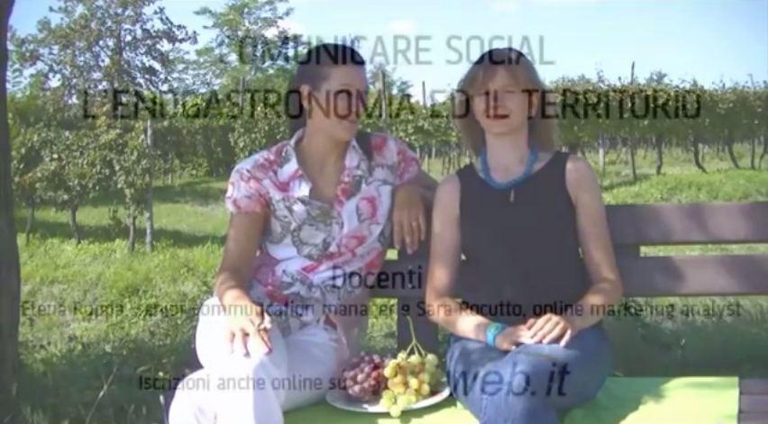 Elena Roppa e Sara Rocutto