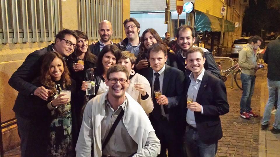 Una serata a Udine (photo credit Mattia Pertoldi)