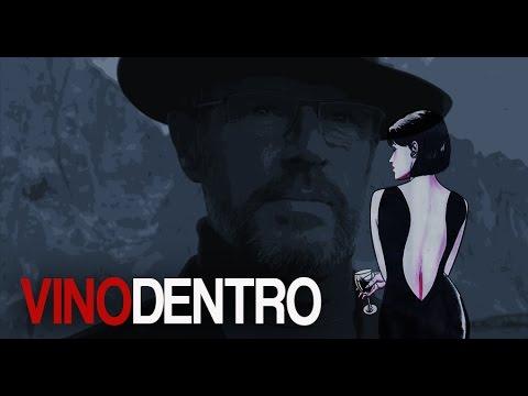 Immagine tratta dalla locandina del film Vinodentro