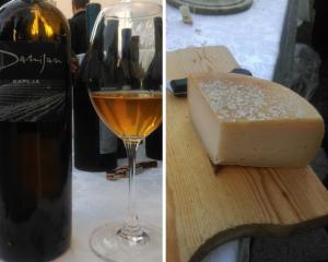 Kaplja 2009 e formaggio Fenice