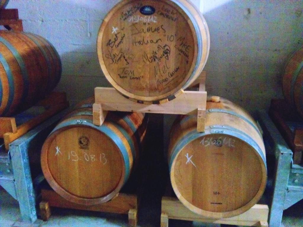 Grappa in barrique alla Distilleria Tosolini