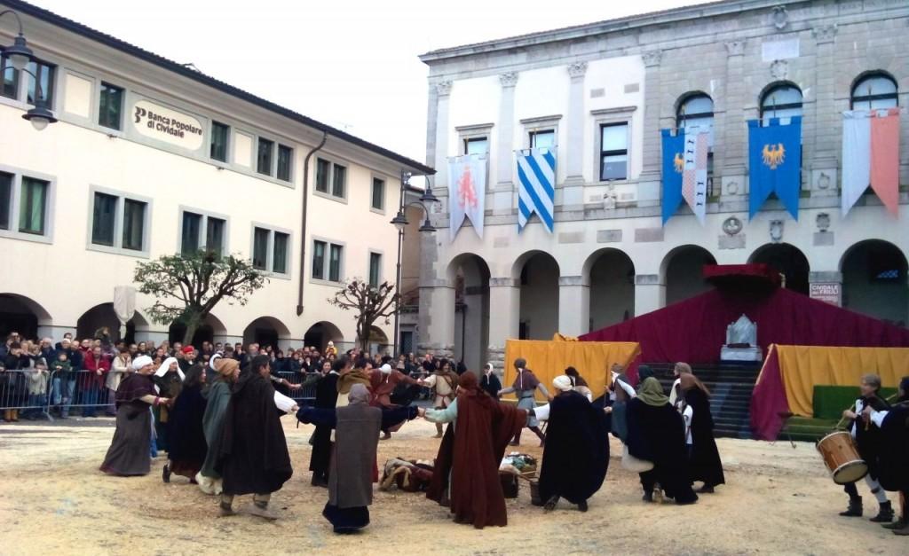 Rievocazione storica a Cividale del Friuli