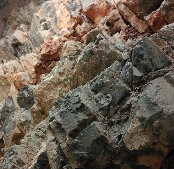 Roccia del Carso goriziano