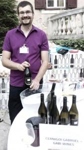 Gabrijel Cernigoi di Gabi Wines