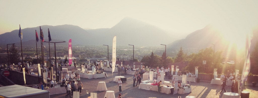 Piazza del Ferro a Gemona
