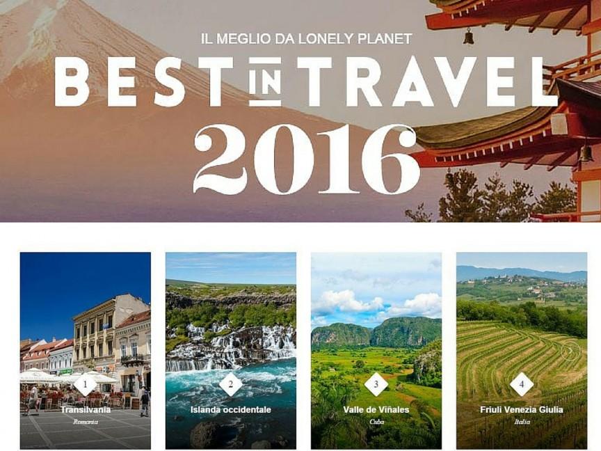 Best in Travel 2016: Friuli Venezia Giulia