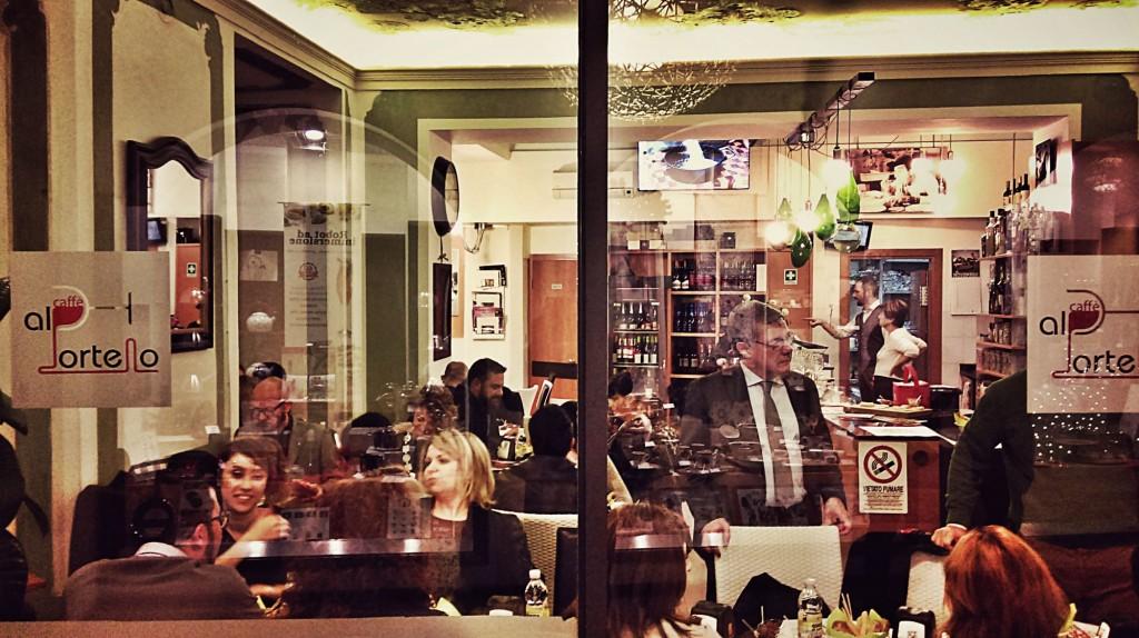 Caffè Al Portello in Piazza San Giacomo a Udine