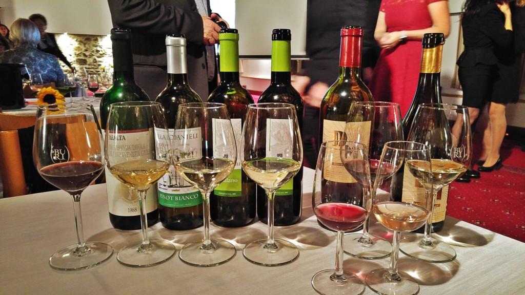 I vini Marina Danieli in degustazione