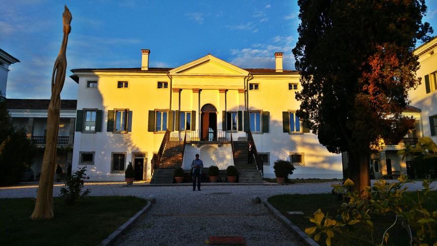 La Villa Dragoni a Buttrio, sede degli eventi aziendali di Marina Danieli