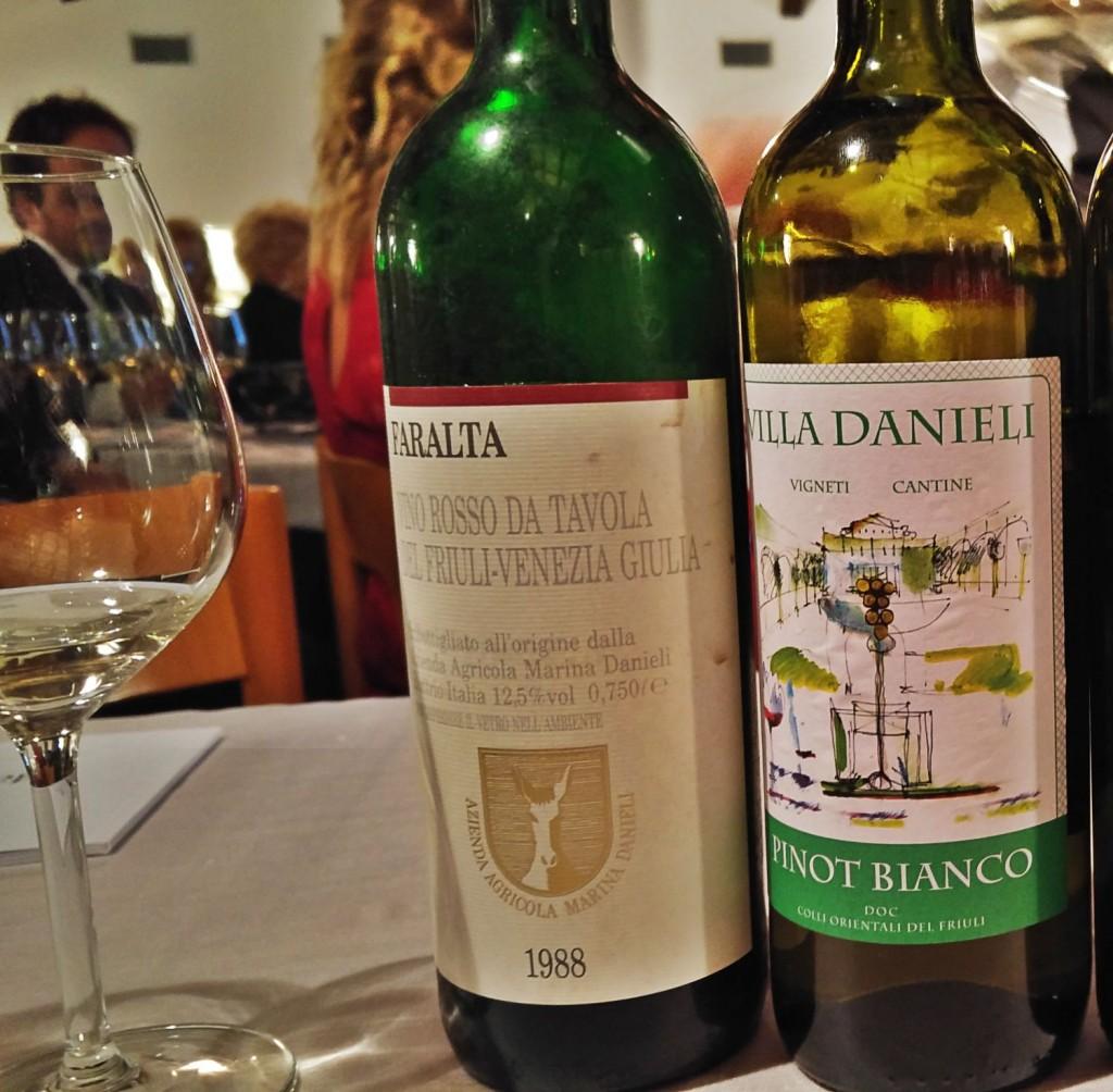 Marina Danieli, due grandi vini longevi