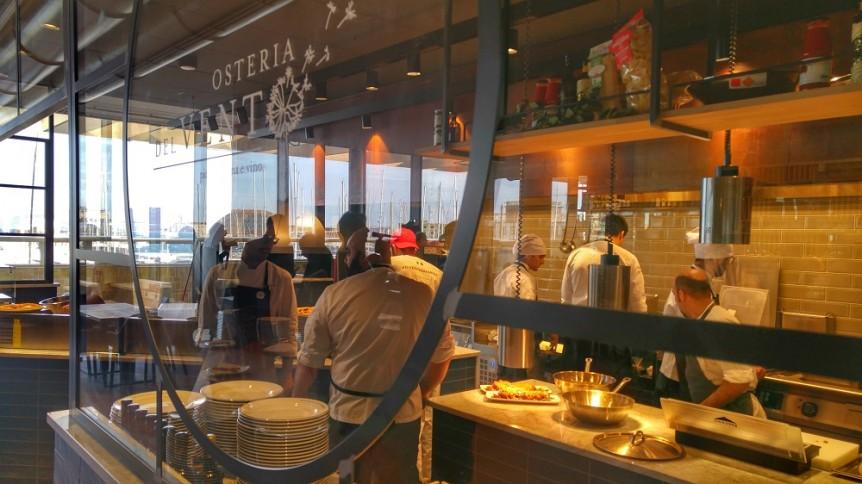Eataly Trieste: Osteria del Vento