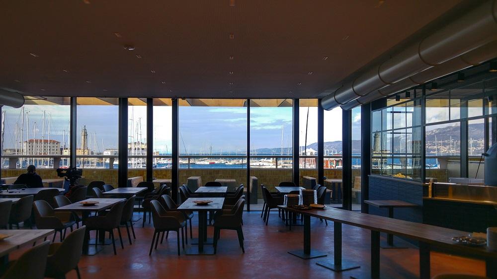 Eataly Trieste: l'Osteria del Vento